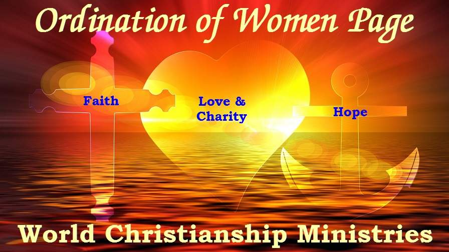 womens ordination