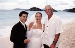 wcm weddings rev chalker usvi