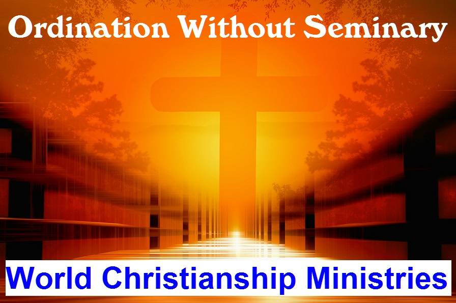 ordination without seminary